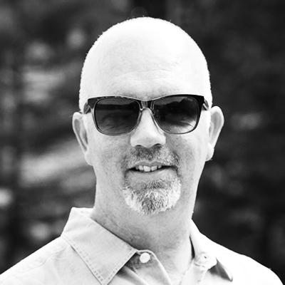 Disruptor-spkears-Kevin Scott-BW