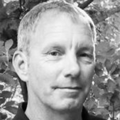 Disruptor-spkears Richard McCoy-BW