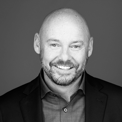 Disruptor-spkears Shawn Feurer -bw